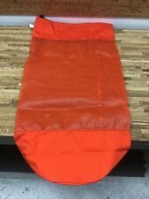 """EVAC Systems Large Size Water Rope Bag With Mesh 32"""" X 12"""" New HH-5"""