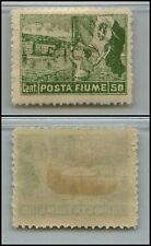 FIUME - 1919 - 50 cent Posta Fiume (54) - MH