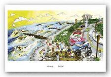 Waverly Aaron BOGY Bogushefsky Art Print 18x34