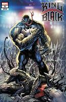 KING IN BLACK #5 (VENOM TYLER KIRKHAM EXCLUSIVE TRADE VARIANT) ~ Marvel Comics