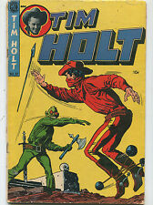 Tim Holt #37 VG- Ghost Rider 1953 Magazine Enterprises   CBX2B