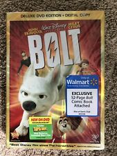 Bolt Deluxe Edition Dvds Blu Ray Discs For Sale In Stock Ebay