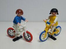 Niños Bicicleta Bici Playmobil 3300 Parque Infantil Niño Niña Bikers BMX