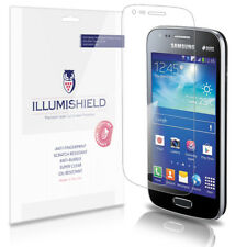 iLLumiShield Anti-Bubble/Print Screen Protector 3x for Samsung Galaxy S2 II DUOS