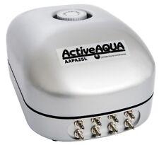 Active Aqua Air Pump Adjustable Aquarium Fountain Pond Hydroponics 8 Outlet