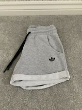 Grey Adidas Originals Shorts - Size 6