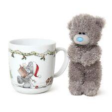 Me to You Christmas Mug And Plush Bear - Tatty Teddy Bear