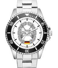 Soldat Geschenk Panzerjäger Barettabzeichen Uhr 1220