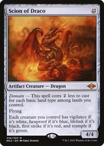 SCION OF DRACO - MYTHIC RARE MtG Card - Magic the Gathering MH2