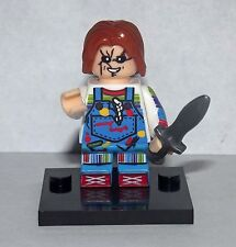 Chucky Doll Minifigure Horror movie Custom toy figure Child's Play