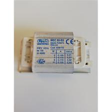 ERC 608113/000 ALIMENTATORE MEC92-ES/38 5-7-9-11W 230V 50HZ I 75