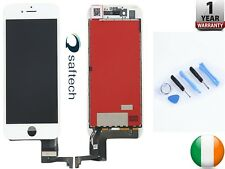 """iPhone 8 4.7"""" Replacement LCD & Touch Screen Digitizer Glass - White"""