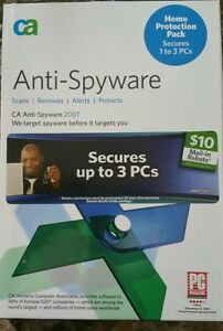 Computer Associates Anti-Spyware 2007