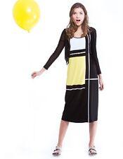 Beautiful Stylish Authentic Taille 1 DECA PARIS Dress HINCHE orig.$365
