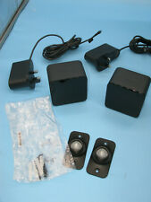 HTC Vive Base Station 2PR8100 - Pk of 2 with 2x mains power cord /wall mouts
