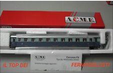 Acme 50116 Carrozza bz 45000 Livrea Treno Azzurro carrello 31 HO Usato