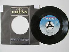 Ramsey Lewis - The Look Of Love/Bear Mash - 7in Single 1968 uk release