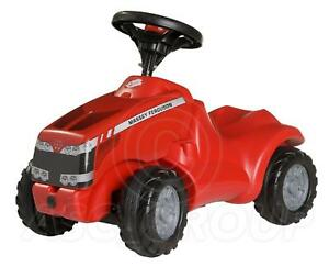 Rolly Toys Massey Ferguson 5470 Mini Trac Ride on Push Tractor Red Age 1/2 - 4
