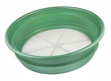 "SE GP2-150 Patented Stackable 13-1/4"" Sifting Pan, Mesh Size 1/50"""
