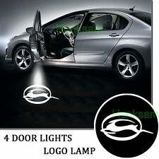Cool 4 x DOOR LIGHT LED LOGO LASER GHOST PROJECTOR SHADOW FOR CHEVROLET IMPALA