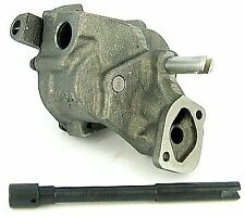 Melling M77HV Engine Oil Pump w/ Steel Drive Shaft Fits BB Chevy 396 402 427 454