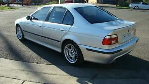 BMW 5 SERIES ALTERNATOR 6 CYLINDER PART # A14VI22 OR SG12B029 E39, 04/96-10/03