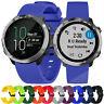 For Garmin Forerunner 645/Vivoactive 3 Music Silicone Bracelet Strap Watch Band