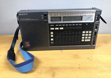 Sony ICF 2010 Shortwave Radio
