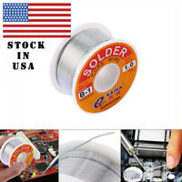 60-40 Tin Lead Rosin Core Solder Wire for Electrical Solderding .032 inches 4oz
