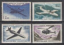 """France (Aérien) 38/41* """"Prototypes"""" de 1960-64"""