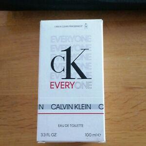 Calvin Klein CK EveryOne 100ml Eau Toilette Edt Spray Vegan Perfume Brand New