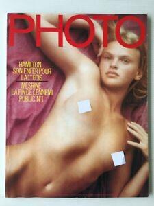 Magazine   PHOTO   N°194  Novembre 1983  David Hamilton  Mesrine