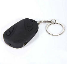 16g micro sd mini dvr auto schlüsselanhänger spion versteckt pinhole camera