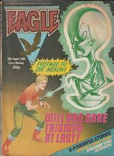 EAGLE Comic 28 August 1982 - Will Dan Dare Triumph At Last?
