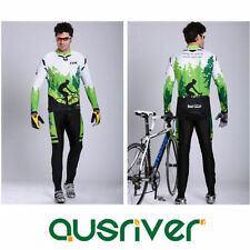 Men's Spandex Cycling Jersey and Short Sets