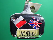 Patricia Breen Valise N. Pole North Pole Ornament