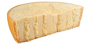 Parmigiano Reggiano cheese 24  Months Aged 1/4 Wheel- 1 piece of 20 Lbs