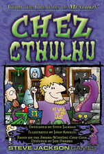 Chez Cthulhu Card Game NISB by Steve Jackson Games