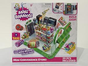 5 Surprise Mini Brands Mini Convenience Store Playset by ZURU