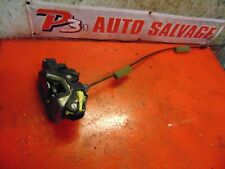 10 09 08 07 Saturn Outlook oem drivers left rear door latch power lock actuator