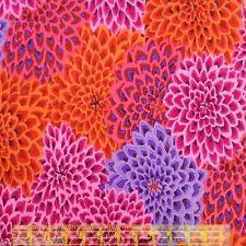 fat quarter kaffe fassett: dahlia blooms ltd ed-lush baumwolle quilting fabrics