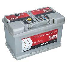 Autobatterie FIAMM 12V 71Ah  680A/EN FIAMM Pro L3B71P PKW Batterie einsatzbereit