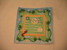 New FISHER PRICE Loving Family CAMPING PICNIC BLANKET for OUTDOOR FUN Tablecloth