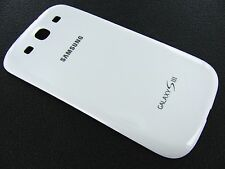 OEM White Back Rear Battery Door Cover Case Boost Mobile Samsung Galaxy S3 L710