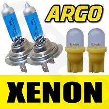 501 LED AMBER T10 W5W SIDELIGHT BULBS H7 XENON WHITE 499 HEADLIGHT HEADLAMP 55W