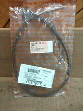 OEM STIHL NOS THROTTLE CABLE WIRING HARNESS FOR FS360,420,500,550  4116-180-1106