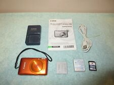 Canon PowerShot Digital ELPH SD1400 IS / IXUS 130 14.1MP Digital Camera