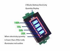 1-7S Lithium Battery Capacity Indicator Module Li-ion Power Level Tester Meter