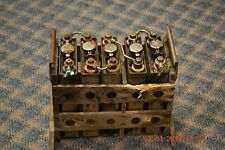 Antique Edison Nickel–Iron 5-Cell battery / Alkaline Storage 5-Cell