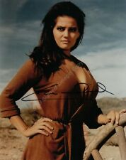 CLAUDIA CARDINALE signed 10 x 8 Photo Guaranteed Authentic with Signing Details
